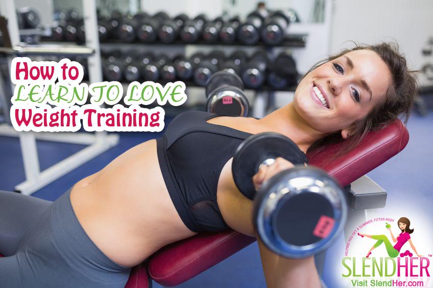Love Weight Training