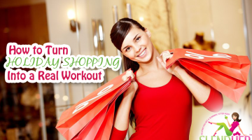 Heat Up Your Holiday Shopping into a Real Workout