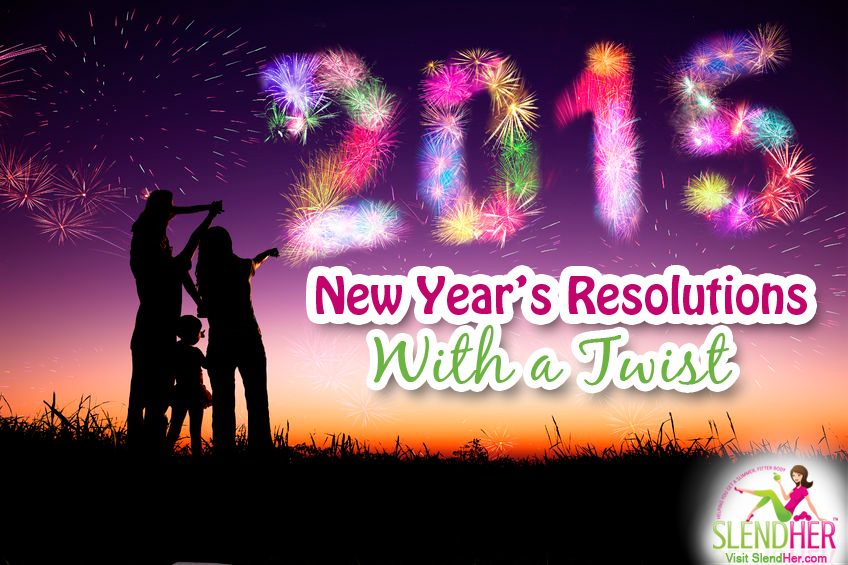 New Years Twist