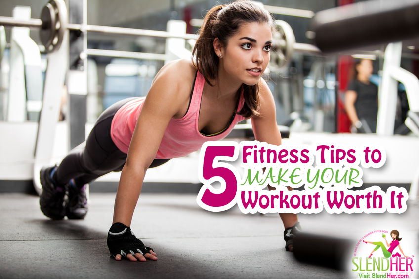 5 Fit Tips