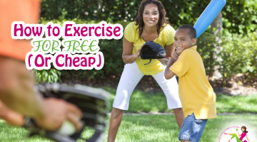 How to Exercise for Free (or Cheap)