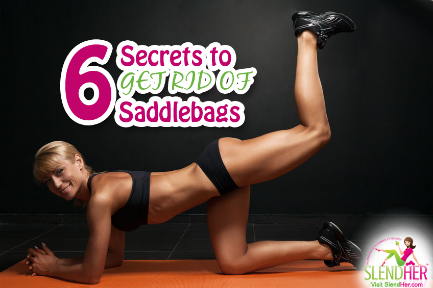 6 Secrets to Get Rid of Saddlebags