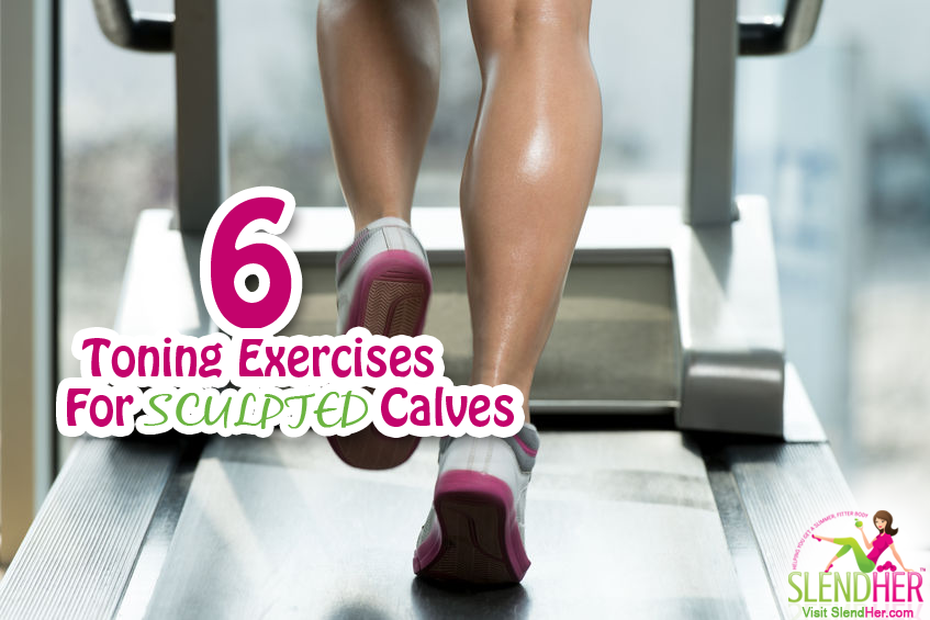 Sculpted Calves