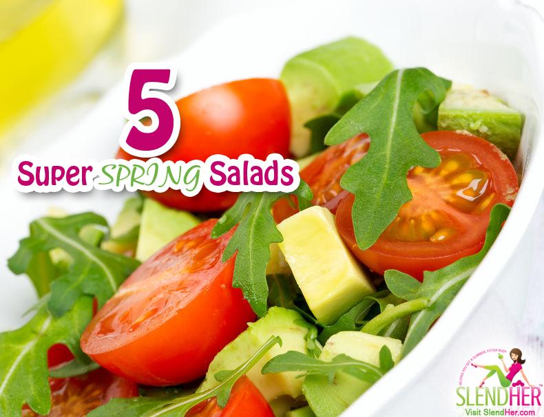 Super Spring Salads