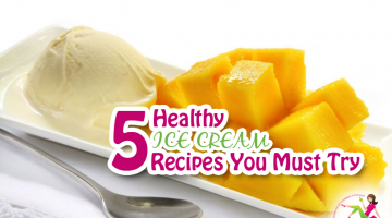 5 Ice Cream Recipes to Keep You Cool (and Healthy) This Summer!