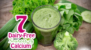 7 Dairy-Free Sources of Calcium