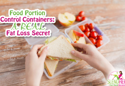 Portion Control Food Containers: A Real Fat Loss Secret