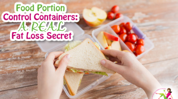 portion control food containers