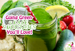 Going Green: 5 Kale Smoothies You'll Love!