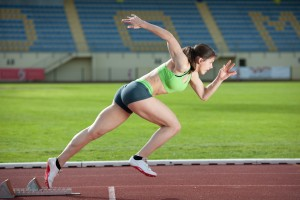 Sprinting for fat loss