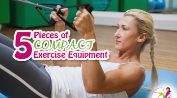5 Pieces of Compact Exercise Equipment Perfect for Small Places