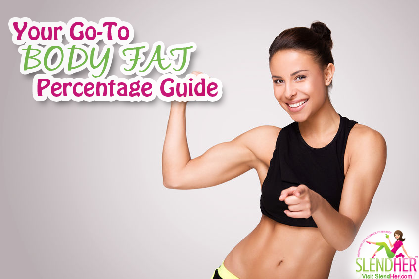 Your Go-To Body Fat Percentage Guide