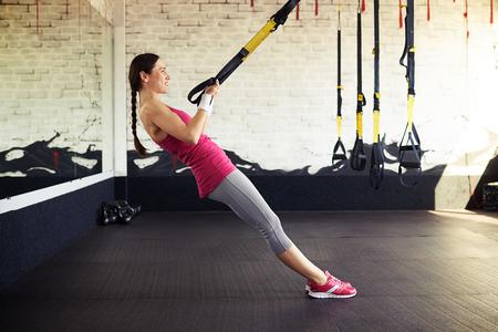 back exercises using trx