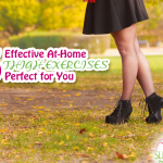 An Effective At-Home Thigh Workout for Sexier Legs