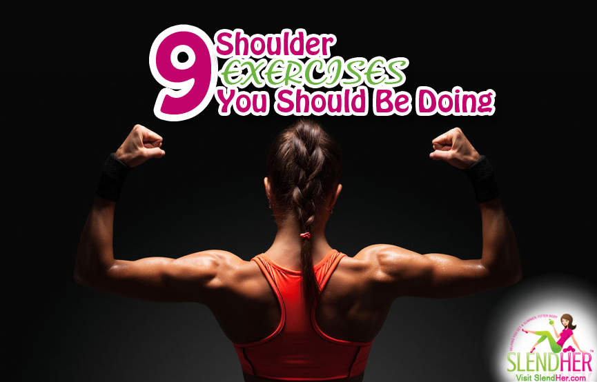 best shoulder exercises for women