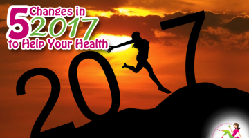 5 Changes in 2017 to Help Your Health