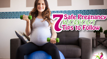 Baby on Board? 7 Safe Pregnancy Workout Tips to Follow