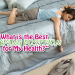 What is the Best Sleeping Position for My Health?