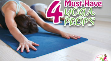 4 Must-Have Yoga Props