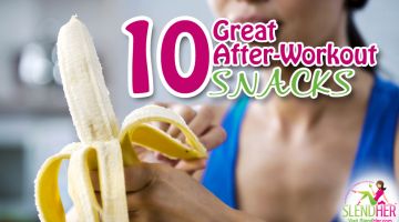 10 Great After-Workout Snacks, and Why You Need Them